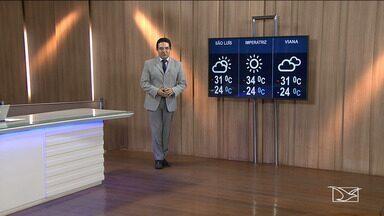 Confira as variações do tempo no Maranhão - Veja como deve ficar o tempo e a temperatura em São Luís e no Maranhão