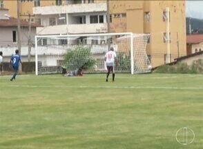 Clássico Ateneu e Cassimiro marca reinauguração do estádio João Rebello - Convidados marcaram presença na festa promovida pelo Ateneu.
