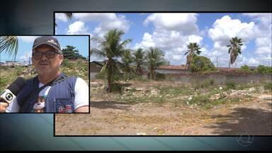 Calendário JPB carimba 'resolvido' na Comunidade do Taipa, em João Pessoa - Moradores pediam a retirada de manilha e desratização.