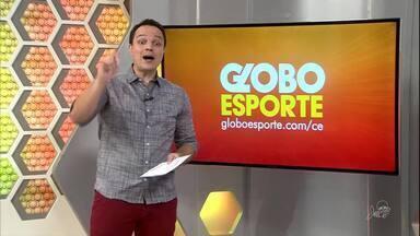 Bloco 2 - Globo Esporte CE - 12/11/2018 - Bloco 2 - Globo Esporte CE - 12/11/2018