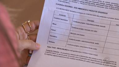 Famílias reclamam da não entrega de móveis planejados em Pelotas - Casos estão sendo investigados pela Polícia Civil.
