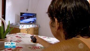 Moradores de Taciba aderem ao sinal digital de TV - Sinal analógico será desligado neste mês no Oeste Paulista.