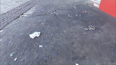 Duas pessoas são assassinadas em Cascavel - Um dos crimes aconteceu na Praça da Bíblia após um show.