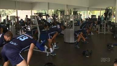 Londrina retoma os treinos em clima de otimismo - Nem o empate contra o Oeste quebrou a confiança dos jogadores rumo à Série A.