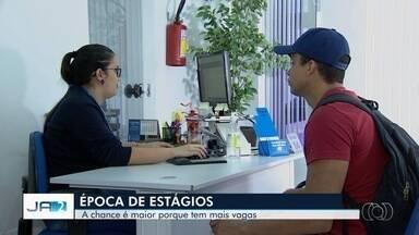 Empresas oferecem vagas de estágio em Goiânia - Época é a melhor para quem busca oportunidade.