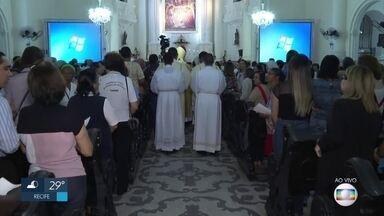 Arquidiocede de Olinda e Recife lança programação do Congresso Eucarístico Nacional - Evento é sediado na arquidiocese, em 2020.