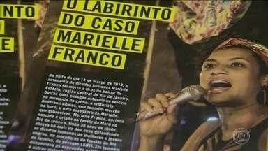 Anistia Internacional pede investigação independente no caso Marielle e Anderson - A vereadora do PSOL e o motorista foram assassinados há exatos oito meses.