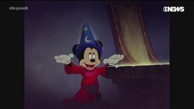 Os 90 anos de Mickey Mouse