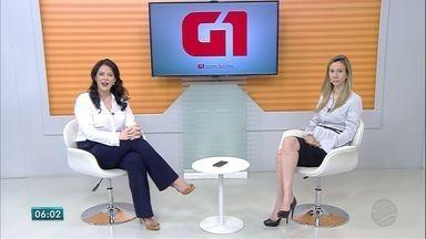 TV Morena e G1 entrevista candidata à presidência da OAB/MS: Raquel de Paula Magrini - Eleição será realizada no dia 20 de novembro.
