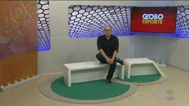 Veja a íntegra do Globo Esporte CG desta quinta, com Marcos Vasconcellos - Confira os destaques do esporte paraibano nesta quinta-feira.