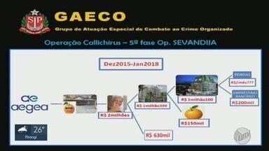Operação Sevandija: dinheiro desviado em Ribeirão Preto é usado na compra de imóveis - Gaeco e PF investigam suspeita de pagamento de propina e lavagem de dinheiro.