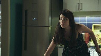 Natália expulsa Bento de seu Apartamento - Bento vai até a pensão de Coronela para conseguir um quarto para ficar