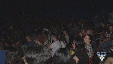 Circo dos Sonhos realiza apresentações em Praia Grande, SP - Estreia aconteceu neste feriado.