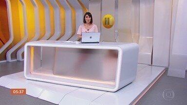 Hora 1 - Edição de sexta-feira, 16/11/2018 - Os assuntos mais importantes do Brasil e do mundo, com apresentação de Monalisa Perrone