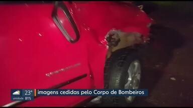 Acidentes graves nas estradas do DF - Em Samambaia, um motorista bêbado foi preso em flagrante depois de atingir uma motociclista e arrastar a moto por sete quilômetros.Em Planaltina, um homem morreu vítima de um acidente entre um caminhão e dois carros pequenos.