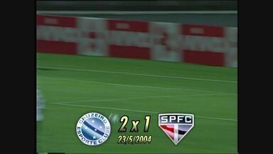 Você se lembra? Com hat-trick de Luan, Cruzeiro vence São Paulo e quebra tabu histórico - Você se lembra? Com hat-trick de Luan, Cruzeiro vence São Paulo e quebra tabu histórico em 2013