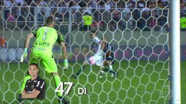 Atacantes do Atlético-MG vivem ''jejum'' de gols no Campeonato Brasileiro - Atacantes do Atlético-MG vivem ''jejum'' de gols no Campeonato Brasileiro