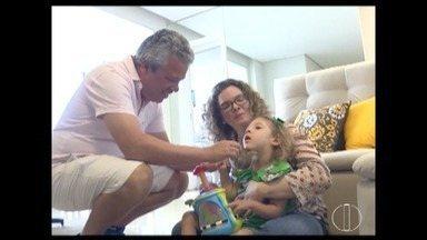 Confira a segunda reportagem da série Vidas Especiais - Veja como as famílias lidam com as doenças após o diagnóstico.