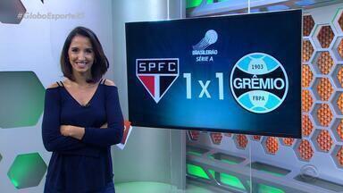 Globo Esporte RS - Bloco 2 - 16/11/2018 - Assista ao vídeo.