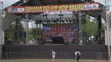 Veja como foi a oitava edição da Semana do Hip Hop em Bauru - Depois de 15 dias de programação, a 8ª Semana do Hip Hop de Bauru terminou com shows no Parque Vitória Régia e já pensando na edição do ano que vem. O evento conta com o apoio da TV TEM.