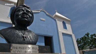 CONHEÇA A HISTÓRIA DE UMA COMUNIDADE QUILOMBOLA AQUI DE MS - CONHEÇA A HISTÓRIA DE UMA COMUNIDADE QUILOMBOLA AQUI DE MS, A DA TIA EVA.