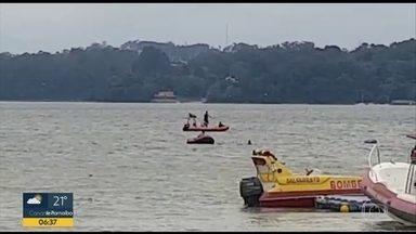 Polícia vai investigar os casos de afogamento nas represas da Zona Sul de SP - Cinco pessoas morreram nas rodovias Billings e Guarapiranga neste domingo