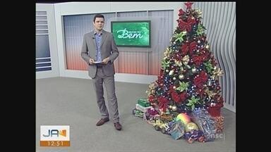 Árvore do Bem da NSC TV arrecada doações para entidades beneficentes de SC - Árvore do Bem da NSC TV arrecada doações para entidades beneficentes de SC