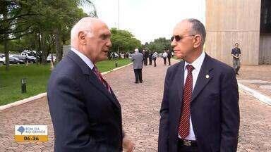 Santas Casas se reúnem com presidente eleito Jair Bolsonaro para falar sobre dívidas - Diretor-geral da Santa Casa de Porto Alegre saiu otimista do encontro.