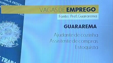 Alto Tietê tem mais de 260 vagas de emprego - Oportunidades estão em diversas cidades da região.