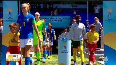 Brasil é eliminado da Copa de Futebol Feminino sub-17 - Brasil é eliminado da Copa de Futebol Feminino sub-17
