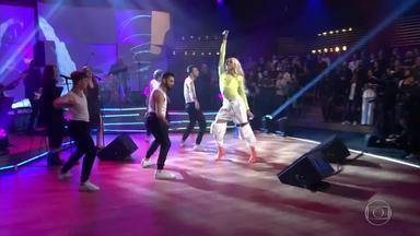 Pabllo Vittar canta 'K.O.' - Confira