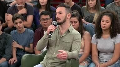 Diego Hypólito diz por que decidiu operar a coluna - O ginasta diz que não tinha mais qualidade de vida