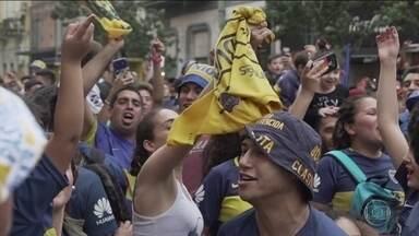 Rivalidade entre River e Boca divide argentinos, que revelam medo com o confronto - Rivalidade entre River e Boca divide argentinos, que revelam medo com o confronto