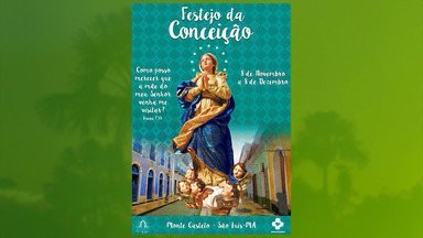 Confira a agenda eventos ocorridas no Maranhão - Festa em homenagem a Nossa Senhora da Vitória, considerada a padroeira de São Luís, acontece neste domingo (25) na Igreja da Sé, situada na área central da capital.