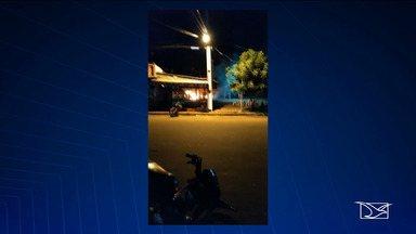 Bandidos assaltam agência bancária no Maranhão - Bandidos estavam fortemente armados e invadiram na noite de domingo (25) a cidade de Bacabal.