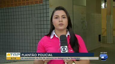 Confira o giro com as notícias da área policial desta segunda no Bom Dia Tapajós - Veja as principais notícias da área policial desta segunda (26).