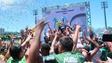 Avenida vence a Copa Wianey Carlet - Veja como foi a partida.
