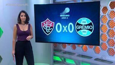 Globo Esporte RS - Bloco 2 - 26/11/2018 - Assista ao vídeo.