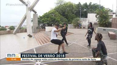 Bandas de reggae são os destaques da primeira noite do Festival de Verão 2018 - O evento acontece nos dias 08 e 09 de dezembro, na Arena Fonte Nova, em Salvador.