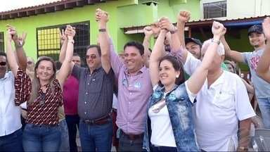 Cidade tem eleição para escolher novo prefeito - Cerca de 20 mil eleitores foram às urnas em Caarapó nesse domingo (25) para escolher novo prefeito.