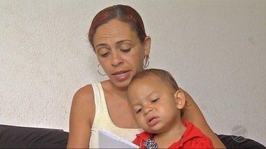Família de garoto de Três Lagoas precisa de ajuda para fazer cirurgia - Anthony tem dois anos e precisa fazer uma cirurgia para remover uma hérnia.