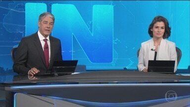 Jornal Nacional, Íntegra 26/11/2018 - As principais notícias do Brasil e do mundo, com apresentação de William Bonner e Renata Vasconcellos.