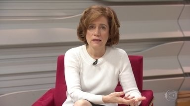Miriam Leitão comenta aumento para ministros do STF e suspensão do auxílio-moradia - Miriam Leitão comenta aumento para ministros do STF e suspensão do auxílio moradia