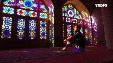 Um mergulho na cultura iraniana em Shiraz (episódio 4)