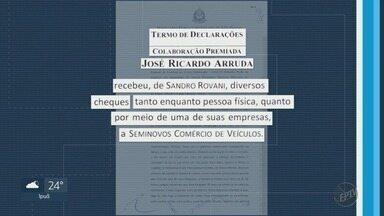 Parte de dinheiro desviado em Ribeirão Preto foi para compra de carro e empréstimos - Esta é a revelação do mais novo delator da Operação Sevandija.