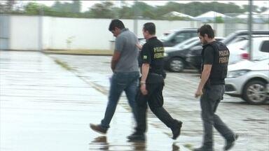 PF faz operação contra desvio de recursos em penitenciárias de Roraima - Entre os presos, está Guilherme Campos, filho d governadora do estado Sueli Campos.
