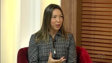 Telespectadores enviam perguntas sobre tireóide, no BDG Responde - Endocrinologista Raquel Siqueira responde aos questionamentos.