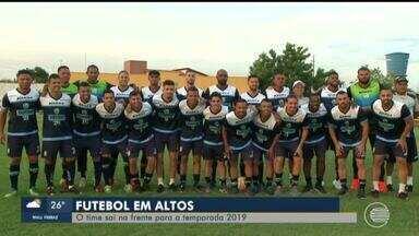 Altos apresenta jogadores para a temporada 2019 - Altos apresenta jogadores para a temporada 2019