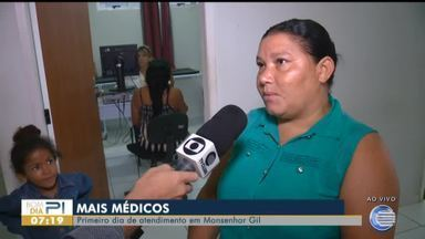 Dos 199 médicos que se inscreveram no Mais Médicos no Piauí, poucos se apresentaram - Dos 199 médicos que se inscreveram no Mais Médicos no Piauí, poucos se apresentaram