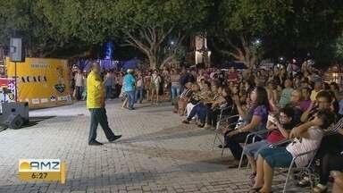 'Tacacá na Bossa' homenageia dia nacional do samba - Largo de São Sebastião recebeu 37 shows.